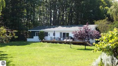 Benzie County Single Family Home For Sale: 7948 Benzie Highway