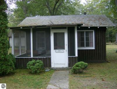 East Tawas Condo Back On Market: 968 (Elm) N Huron Street #Elm Lot