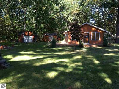 Tawas City Single Family Home For Sale: 600 Pine