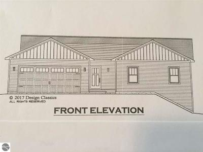 Grand Traverse County Single Family Home New: 30 Acres Tbb Loth Lorien Drive
