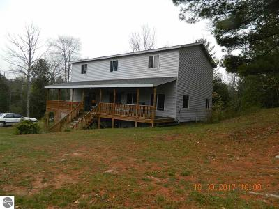 Arenac County Single Family Home For Sale: 2245 N Fire Road