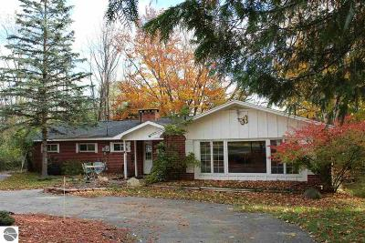 Antrim County Single Family Home For Sale: 693 NW Torch Lake Drive