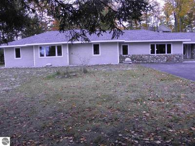 Suttons Bay Single Family Home For Sale: 5782 SW Bay Shore Drive