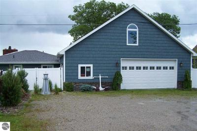 East Tawas Single Family Home For Sale: 1258 N Us-23