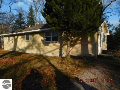 Oscoda Single Family Home For Sale: 7096 Colbath Road
