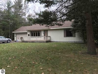 Oscoda Single Family Home For Sale: 6691 Cedarbrook Drive