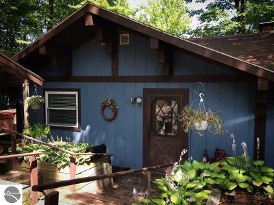 Traverse City MI Single Family Home For Sale: $249,900