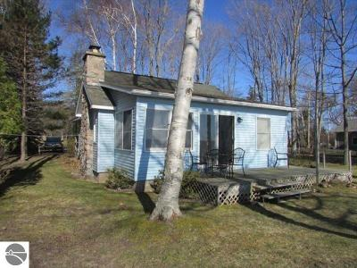Tawas City Single Family Home For Sale: 1744 N Huron Rd