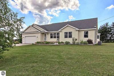 Antrim County Single Family Home For Sale: 8998 Amber