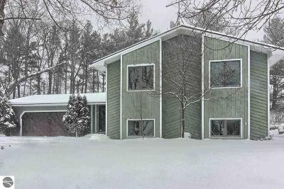 Leelanau County Single Family Home For Sale: 4500 Empire Highway
