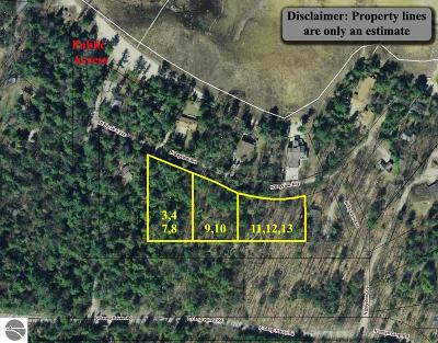 Northport Residential Lots & Land For Sale: 9-10 N Bayview Avenue