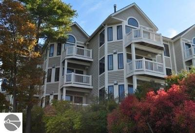 Leelanau County Condo For Sale: 11/12 Stony Brook