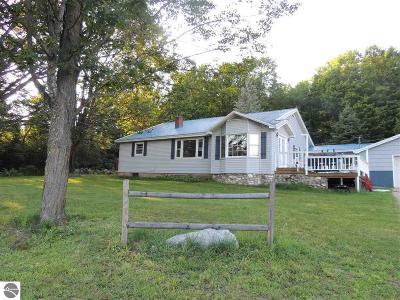 Antrim County Single Family Home For Sale: 601 Kresnak Road