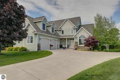 Grand Traverse County Single Family Home New: 7133 Wolverine Drive