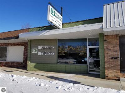 Oscoda Commercial For Sale: 205 S State Street
