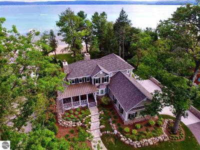Leelanau County Single Family Home For Sale: 5493 Northwood Drive