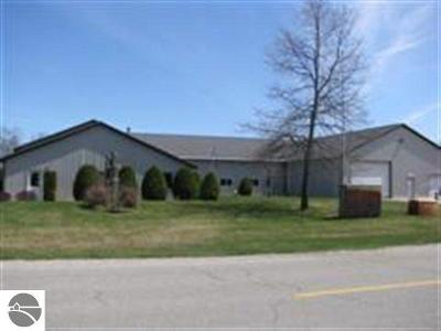 Oscoda Commercial For Sale: 4614 Industrial Row