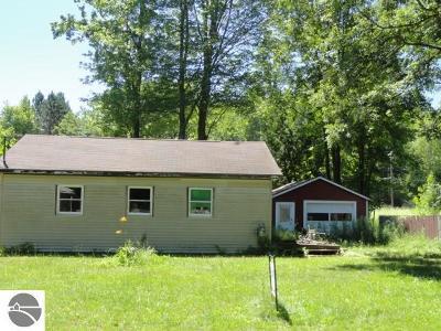 Lake Single Family Home For Sale: 1641 Birch Drive