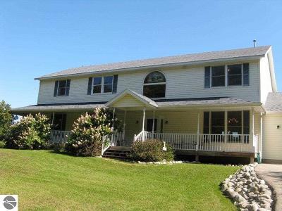 Leelanau County Single Family Home For Sale: 4355 S Whitehill Road