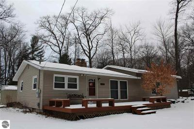 Tawas City Single Family Home For Sale: 2455 N East Drive