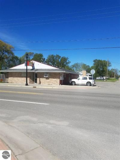 Whittemore Commercial For Sale: 200 S Bullock Street