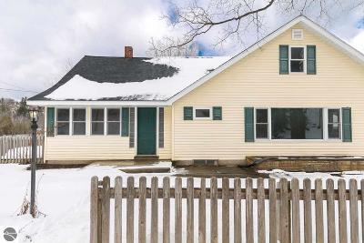 Traverse City Single Family Home For Sale: 1420 Randolph Street