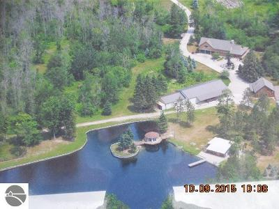 East Tawas Single Family Home For Sale: 740 Davison Road