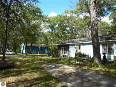 Oscoda Single Family Home For Sale: 6786 Wentworth Road