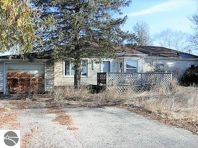 West Branch Single Family Home For Sale: 3366 Lehman Road