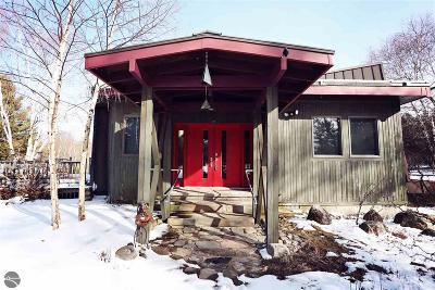 Lake Single Family Home For Sale: 11900 N Brinton Road