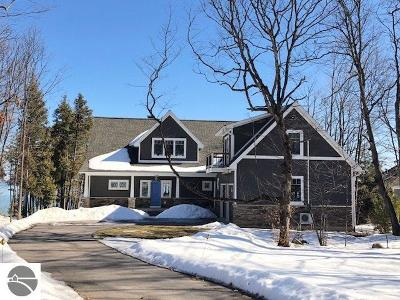 Suttons Bay Single Family Home New: 1239 S Nanagosa Trail