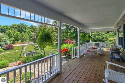 Single Family Home For Sale: 4744 Ridge Lane