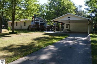 Alger Single Family Home For Sale: 4683 Scenic River Drive