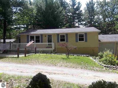 Au Gres Single Family Home For Sale: 5444 E 8th Street