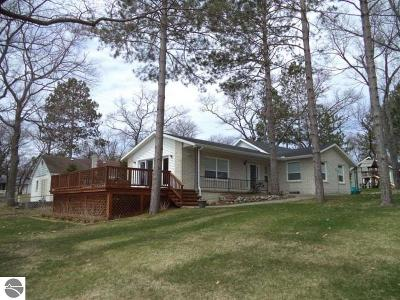 Oscoda Single Family Home For Sale: 7525 Loud Drive