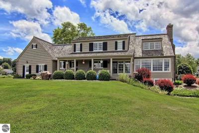 Traverse City Single Family Home For Sale: 11575 Snowfield Court