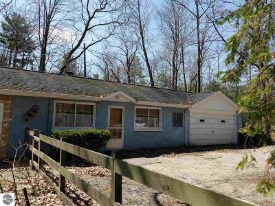 Oscoda Single Family Home For Sale: 6328 N Us-23 N
