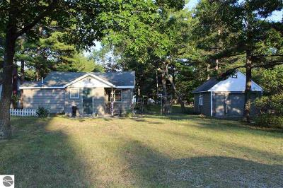 East Tawas Single Family Home For Sale: 1044 N Us-23