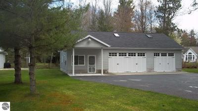 East Tawas Single Family Home For Sale: 615 E Franklin Street