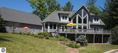 West Branch Single Family Home For Sale: 2971 Rifle River Trail