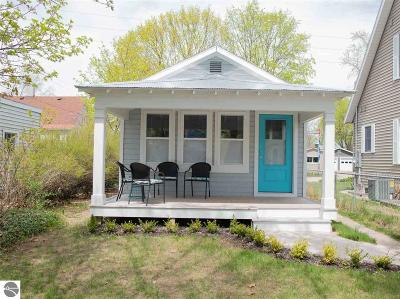 Traverse City Single Family Home For Sale: 334 W Twelfth Street