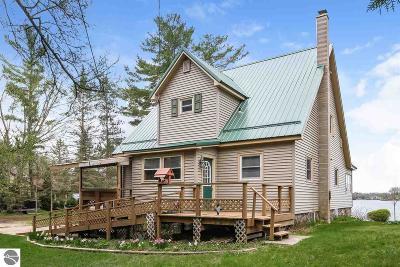 Lake Single Family Home For Sale: 9318 School Street