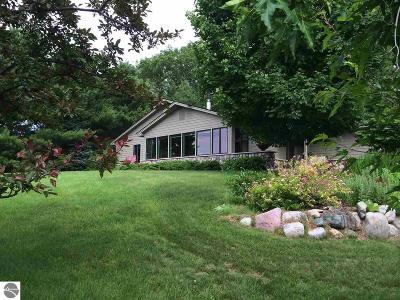 Leelanau County Single Family Home For Sale: 128 S Highland Drive