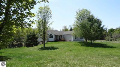 Traverse City Single Family Home For Sale: 1086 Smith Road