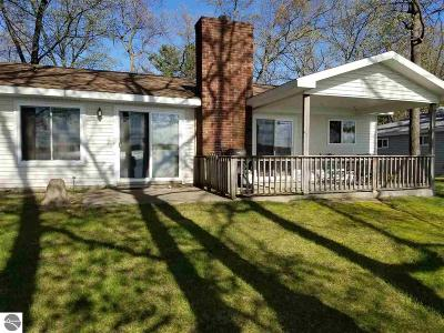 Oscoda Single Family Home For Sale: 7149 Loud Drive