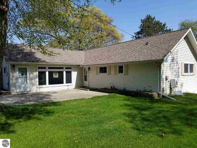 Oscoda Single Family Home For Sale: 6122 F-41