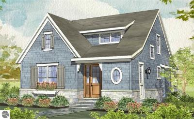 Leelanau County Single Family Home For Sale: To Be Built S Chandler Street