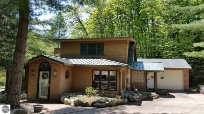 Central Lake Single Family Home For Sale: 9924 W Old State Road