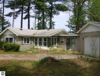 Tawas City Single Family Home For Sale: 248 N Chambers Road