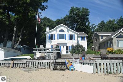Tawas City MI Single Family Home For Sale: $469,900